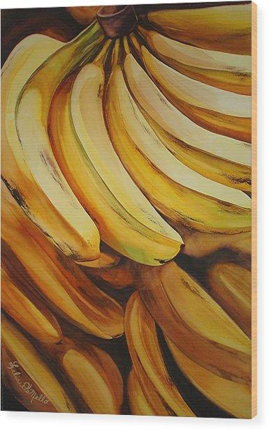 Chiquita Wood Print