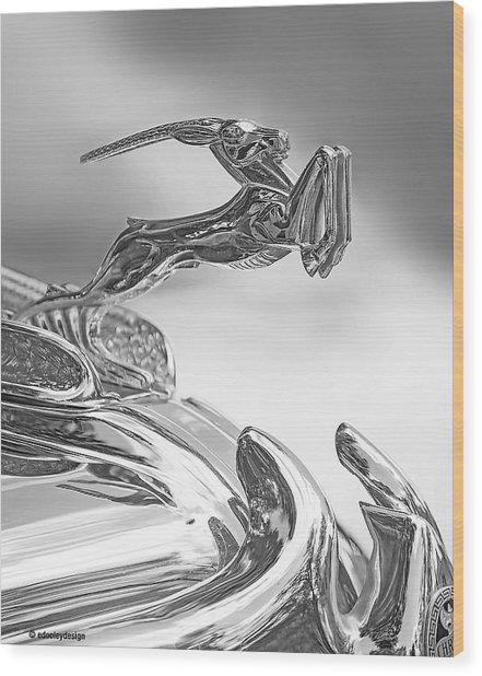 Chrysler Gazelle Wood Print