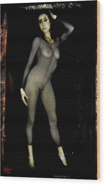 Ciena 1 Wood Print