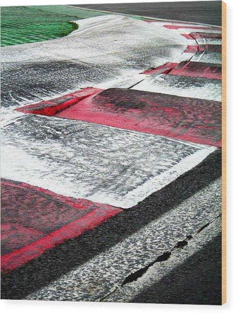 Circuit De Montreal ... Wood Print