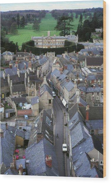 Cirencester, England Wood Print