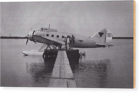 Clark Ga-43 Wood Print