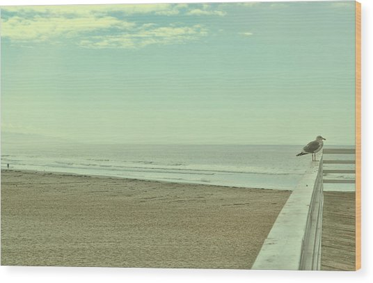 Classic California Wood Print by JAMART Photography