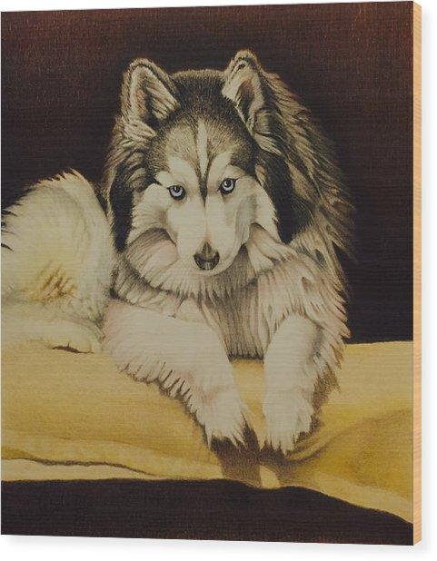 Cody Wood Print