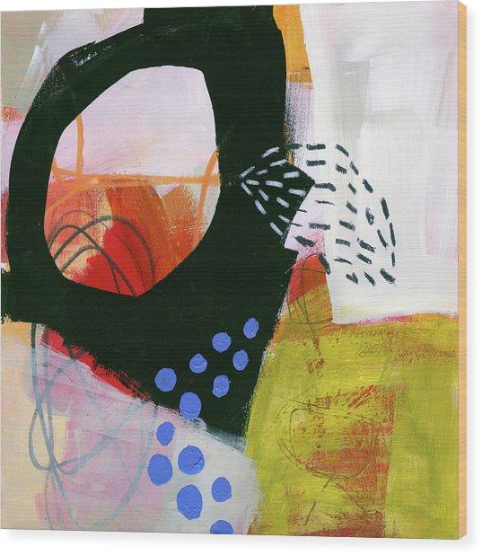 Color, Pattern, Line #3 Wood Print