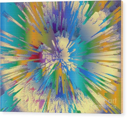 Coloratura Soprano Wood Print