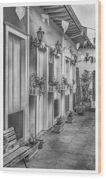 Conservatoria-rj Wood Print