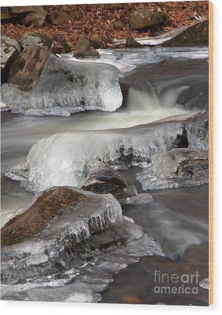 Cooper Mill Ice Wood Print