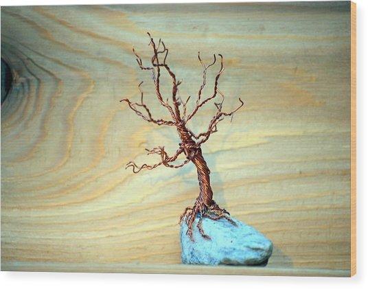 Cope Wood Print
