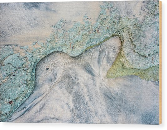 Cove Wood Print