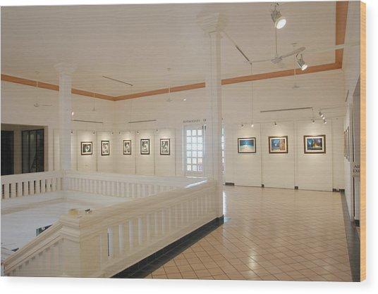 Cozumel Exhibition 18jul.-26agos. 2008 Wood Print