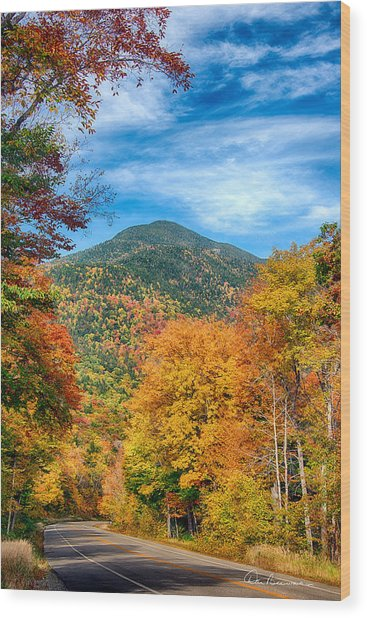 Crawford Notch 8738 Wood Print
