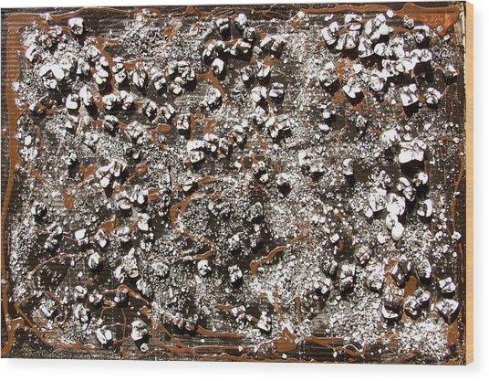 Dall'alto Wood Print by Biagio Civale