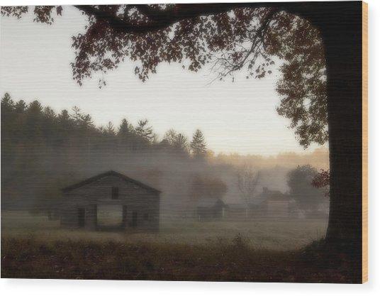 Dan Lawson Place Wood Print
