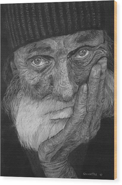 Mr. Mike Wood Print