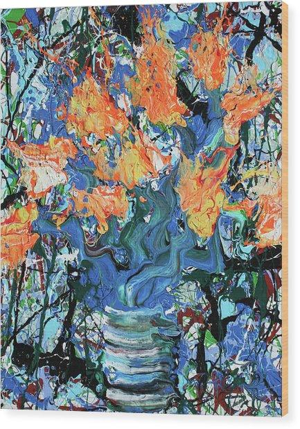 Dear Vincent, I Love You. Jackson Wood Print