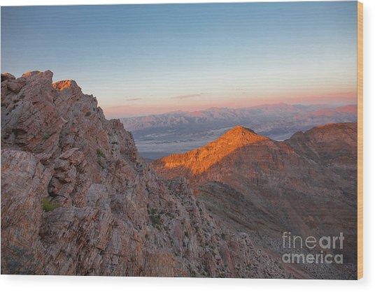 Death Valley 4 Wood Print