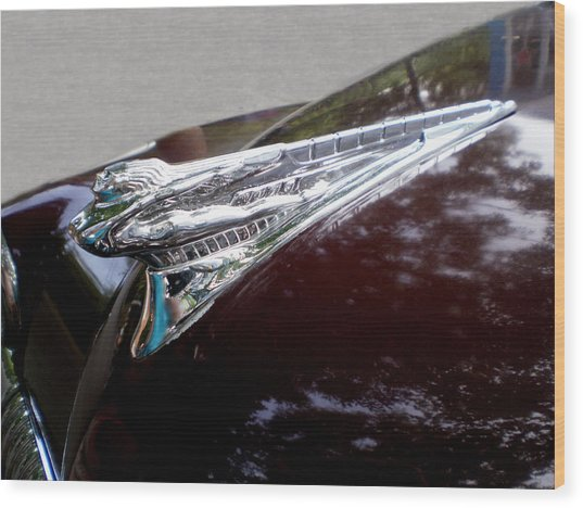 Deco Desoto Wood Print by Jan Amiss Photography