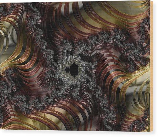 Deep Roots Wood Print