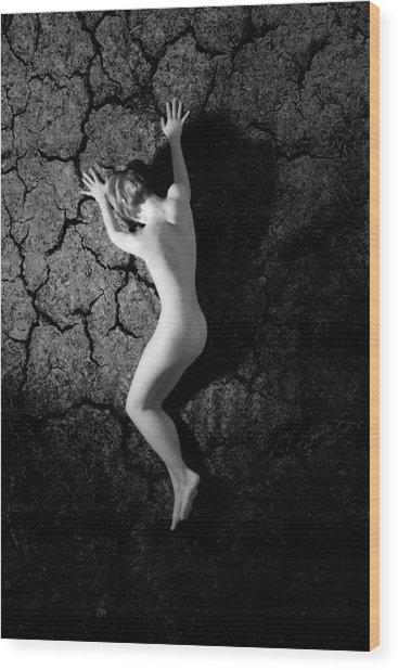 Desire No.6 Wood Print
