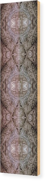 Didgitized Ballpoint 5 Wood Print