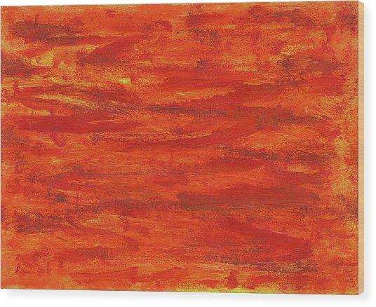 Dineah Q Wood Print by Dineah Q
