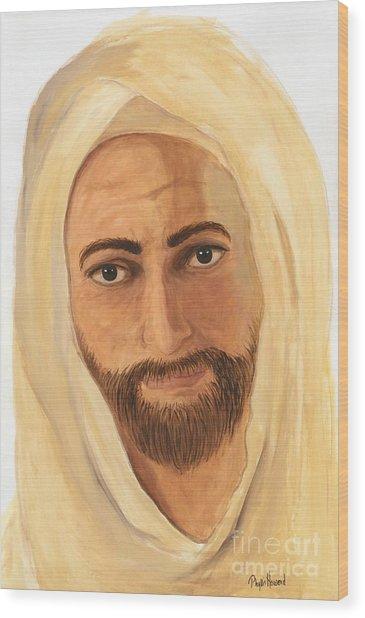 Discernment Wood Print