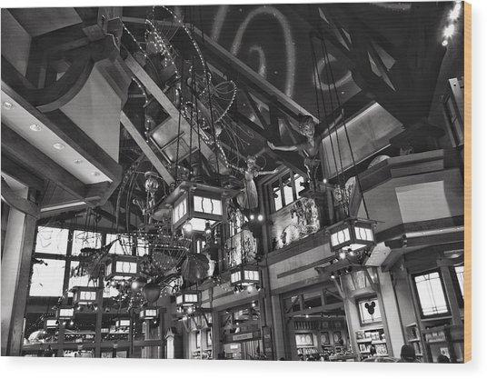 Disney Store  Wood Print