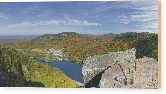Dixville Notch State Park - Dixville Notch New Hampshire  Wood Print