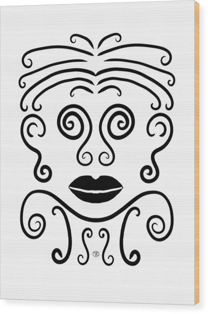 Doli Wood Print