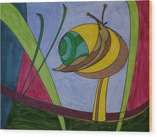 Dream 129 Wood Print