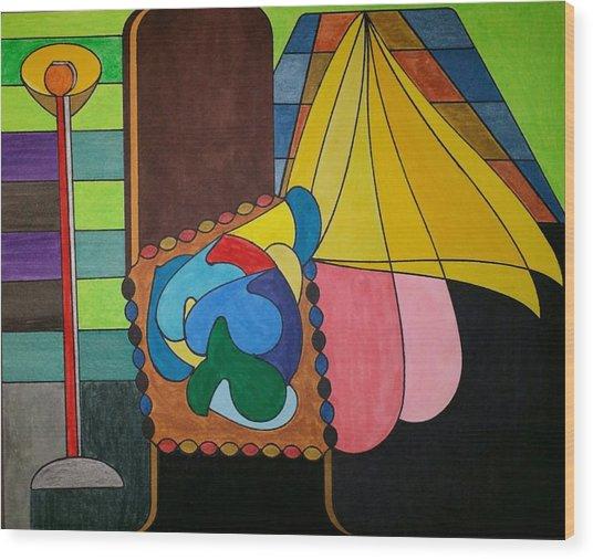 Dream 286 Wood Print