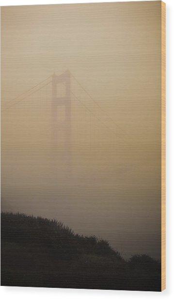 Dream Bridge Wood Print by Patrick  Flynn