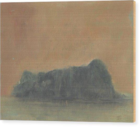 Dream Island IIi Wood Print