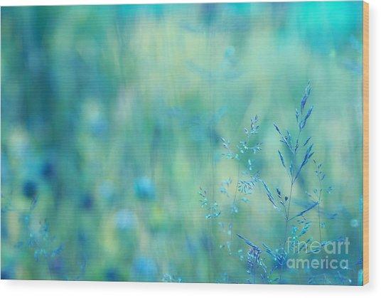Dreamland - 02-2 Wood Print