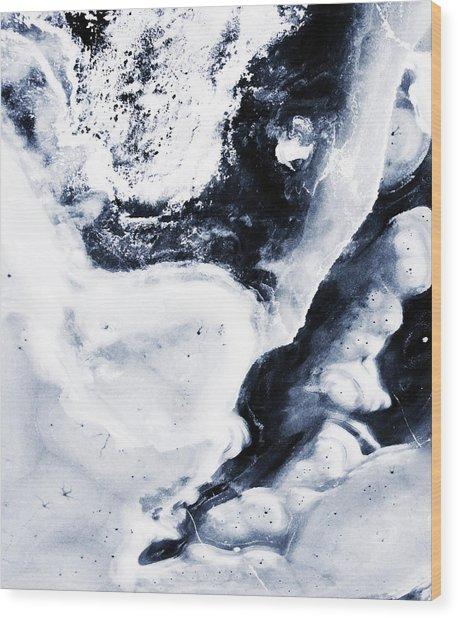 Drown Wood Print