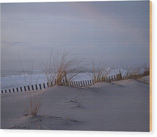 Dune View 2 Wood Print