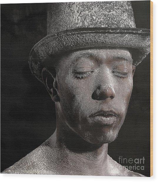 Dust Wood Print