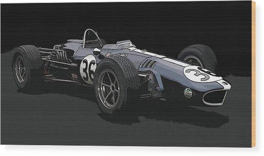 Eagle T1g Mk1 Wood Print
