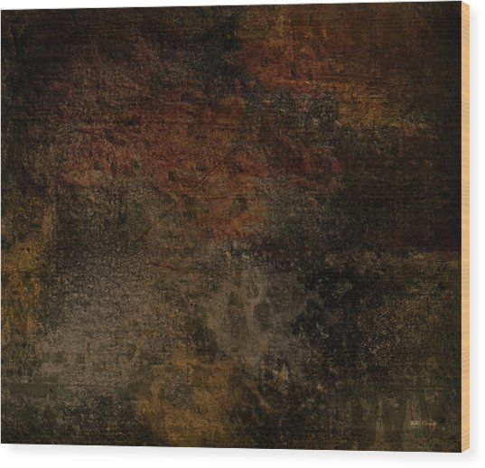 Earth Texture 1 Wood Print