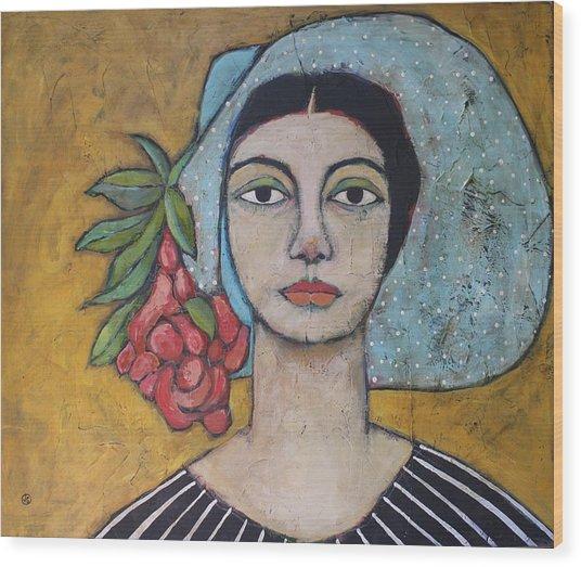 Eileen Wood Print