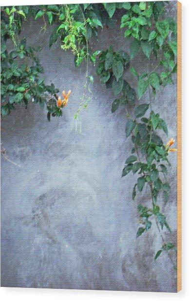 Emmas Wall Wood Print