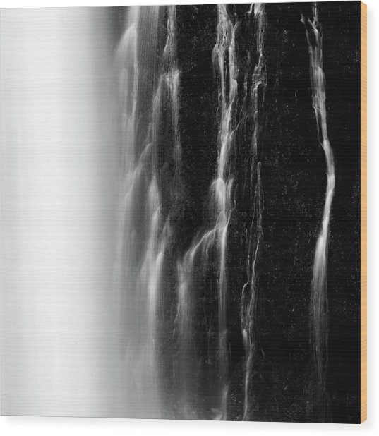 Endless Falls #2 Wood Print