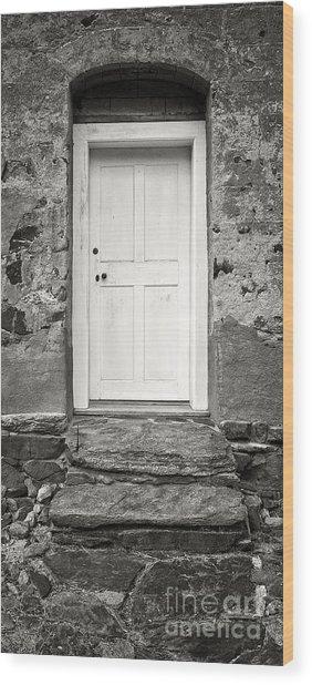Enter Gemeinhaus 1 1020 Wood Print