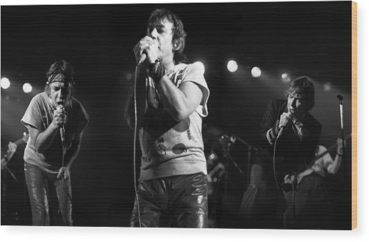 Eric Burdon 3 Wood Print