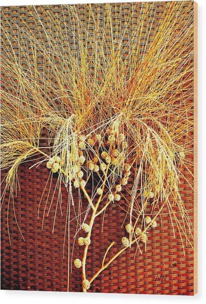 Eucalyptus Red Wood Print