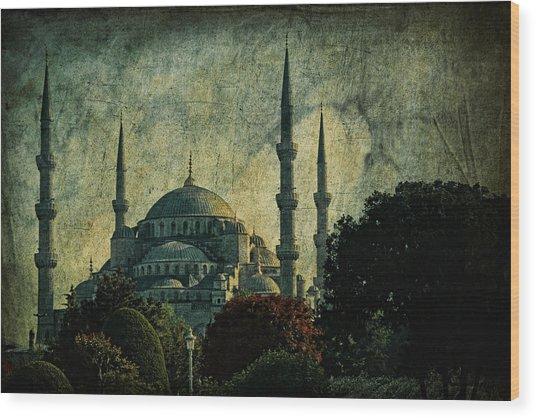 Eventide Wood Print