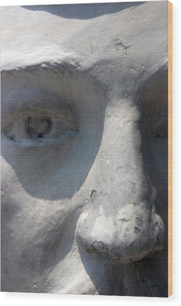 Eyed 2 Wood Print by Jez C Self