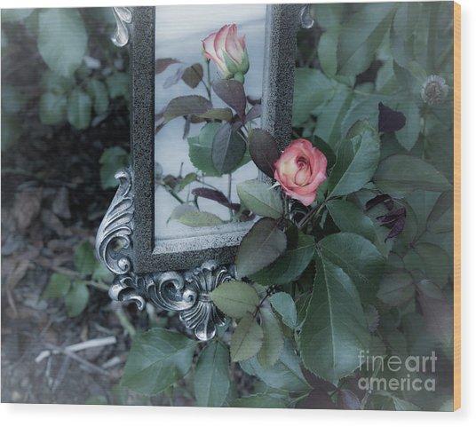 Fairytale Bliss Wood Print