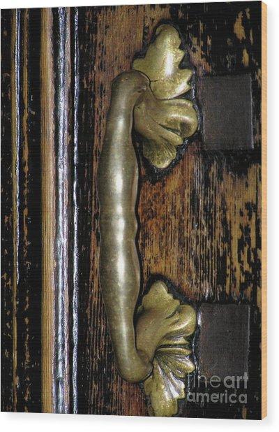 Fara Church Poznan Wood Print